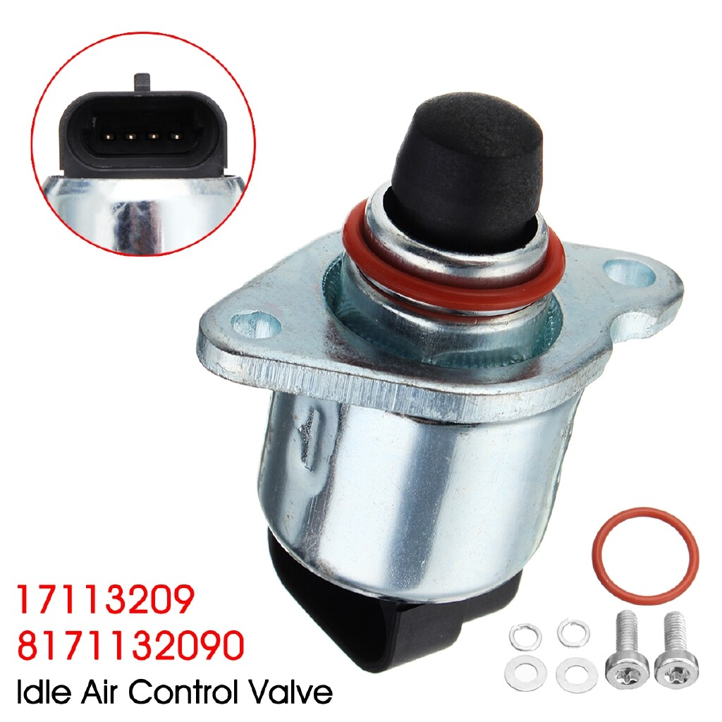 Engine Parts - Idle Air Control Valve For Cadillac Chevrolet Express 1500 GMC Isuzu 17113209 - Car Replacement