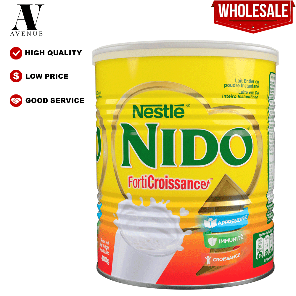Nido Instant Full Cream Milk Powder 400g