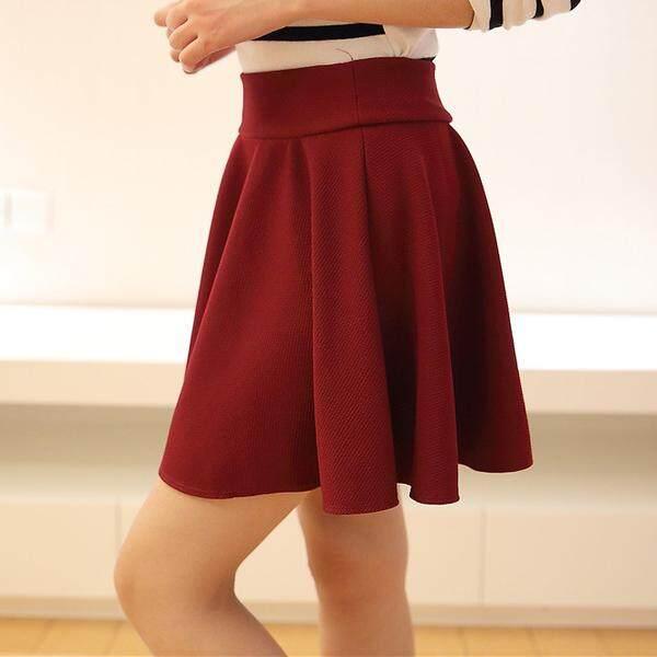 (Pre Order) (Ready Stock) JYS Fashion Women Mini Skirt 105-3062 (Black)