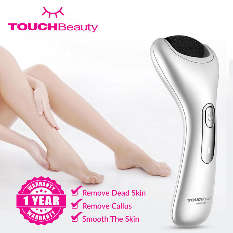 TOUCHBeauty Electric Pedicure Device TB-1536 Pedicure tools/ Remove Pedicure Foot Care Tools Callus Pedicure foot / Electric Pedicure grinder/EXFOLIATES QUICKLY AND EASILY/easy to clean