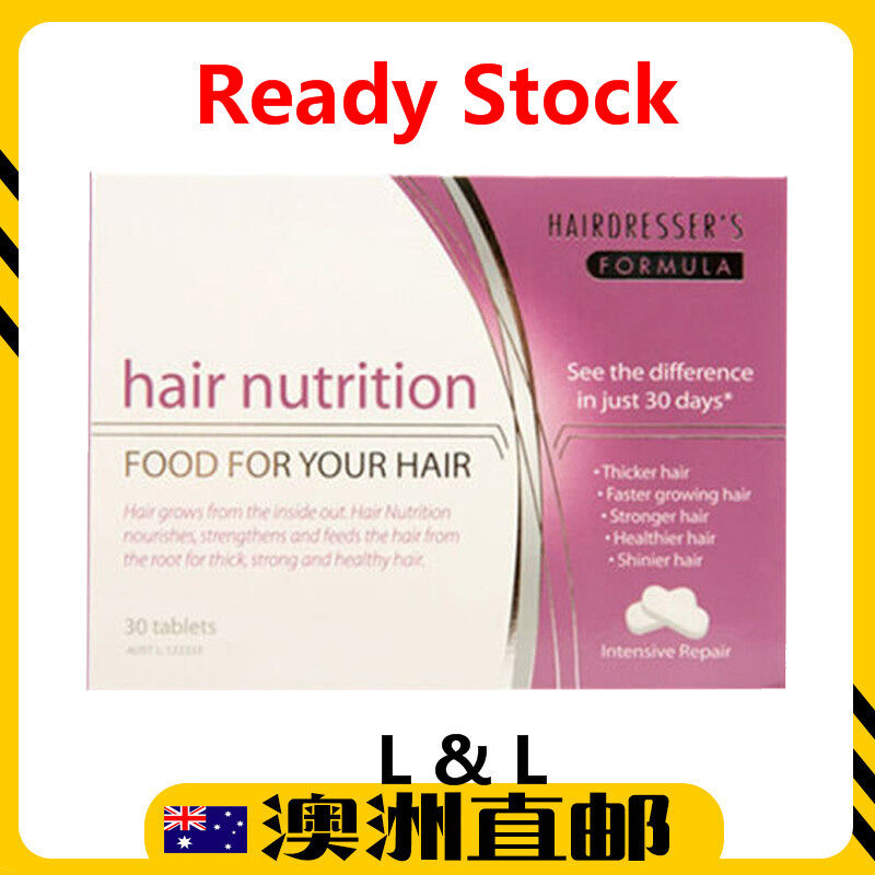 [Ready Stock EXP: 04/2022yr] Hair nutrition 30 tablets for Women (Made in Australia)