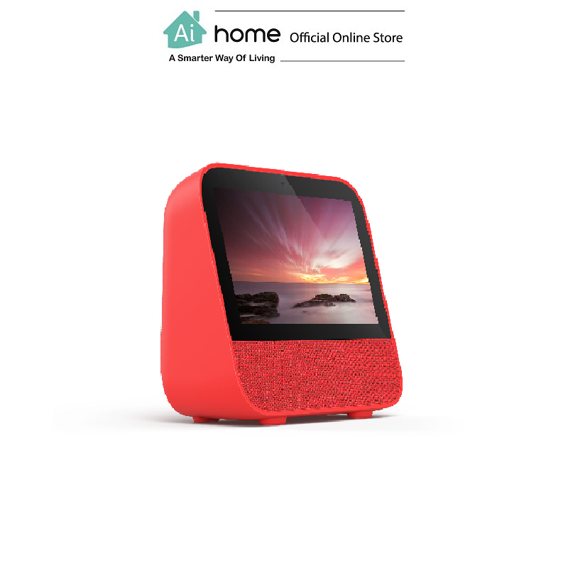 """TMALL Genie S1/CC 6.95"""" Touch Screen [ Smart Speaker ] with 1 Year Malaysia Warranty [ Ai Home ] TCCR"""