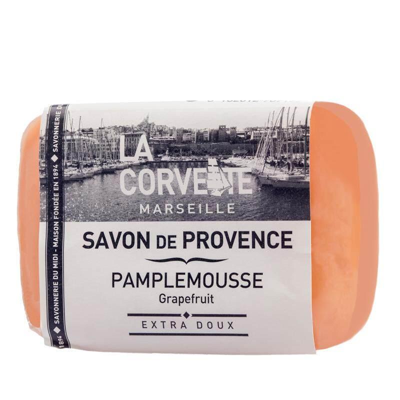 La Corvette Savon de Provence Grapefruit 100g