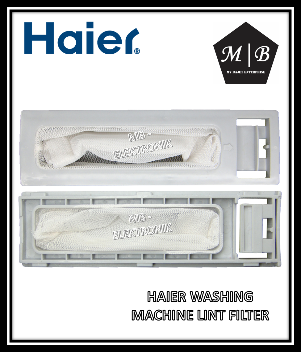 {1 PCS} HAIER WASHING MACHINE LINT FILTER