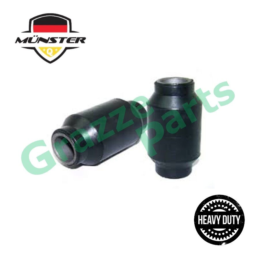 (1pc) Münster ^Heavy Duty^ Front Lower Arm Bush UH74-34-450 Ford Ranger WL (Small)