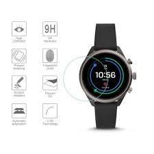 Fossil Gen 4/Sports/Gen 5 Smartwatch LCD Screen Protector
