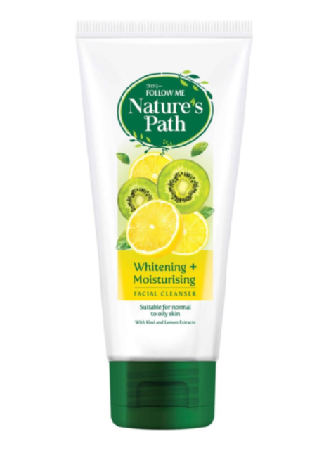 Follow Me Nature's Path Facial Cleanser Acne Care / Whitening / 3X Moisturising (160g)