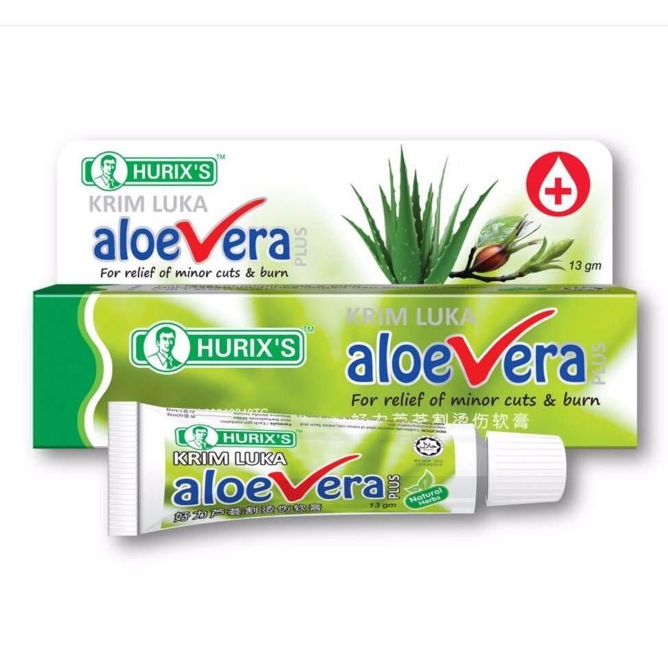 HURIX'S Krim Luka Aloe Vera Plus 13g