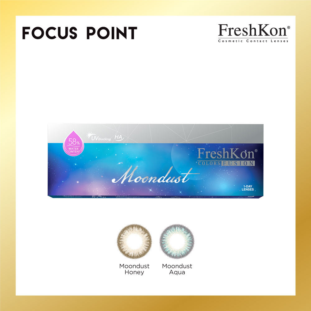 Freshkon Colors Fusion Moondust Daily (10 PCS)