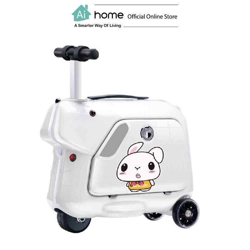 "AIRWHEEL SQ3 Kids Electric Luggage 20"" [ Smart Travel ] with 1 Year Malaysia Warranty [ Ai Home ] ASQ3W"