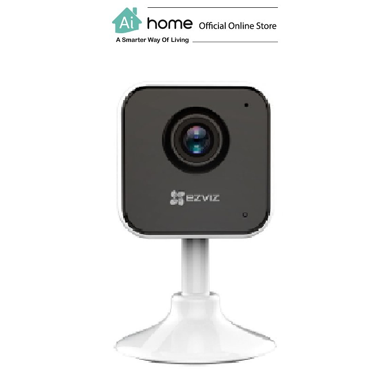 EZVIZ Smart WIFI Security Camera (Wifi CCTV) 720P C1HC with 1 Year Malaysia Warranty [ Ai Home ]