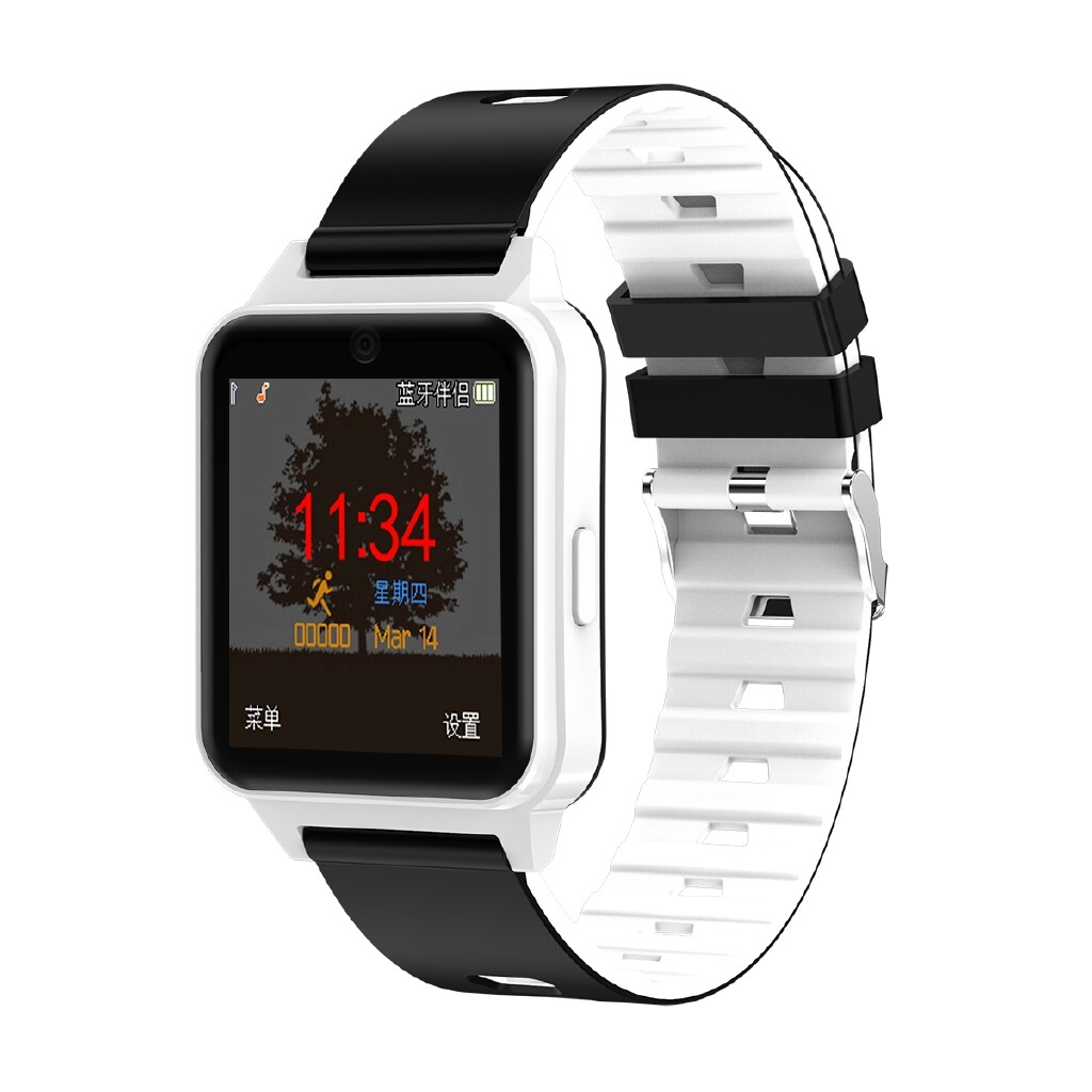 Smart Watch - L3 Full Touch Screen 32G TF Card Extend Watch Phone 380 Mah Big Battery Business Style Watch - RED / GOLD / WHITE / BLUE / BLACK
