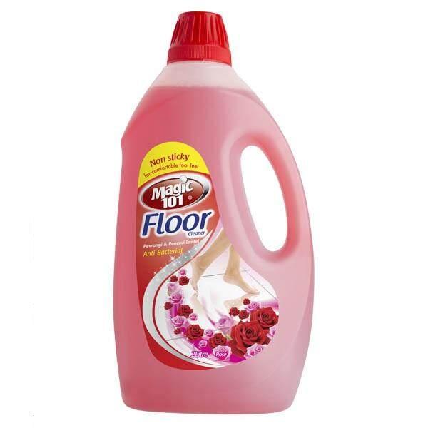 Magic101 Floor Cleaner 2 Liter - Rose