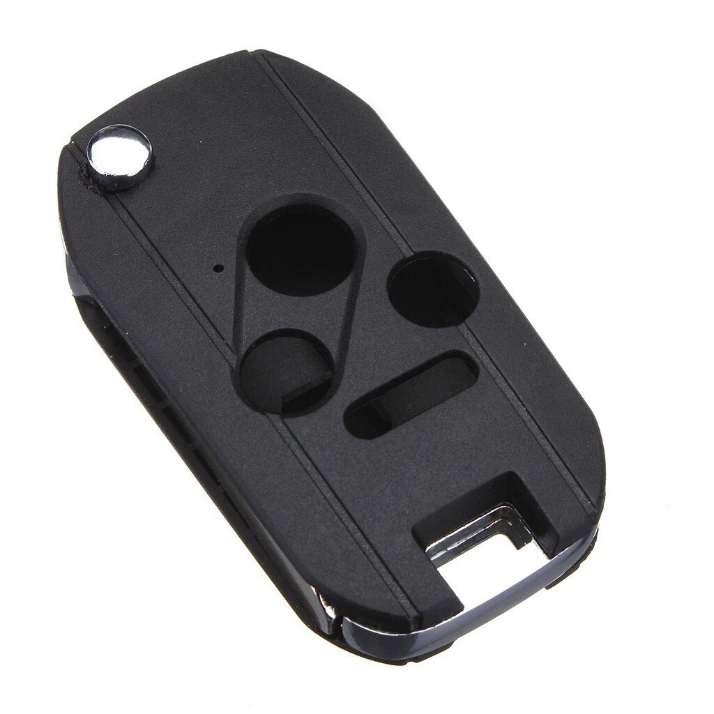 Tyres & Wheels - Folding Flip Case Shell Fob Refit For HONDA AMaord - Car Replacement Parts