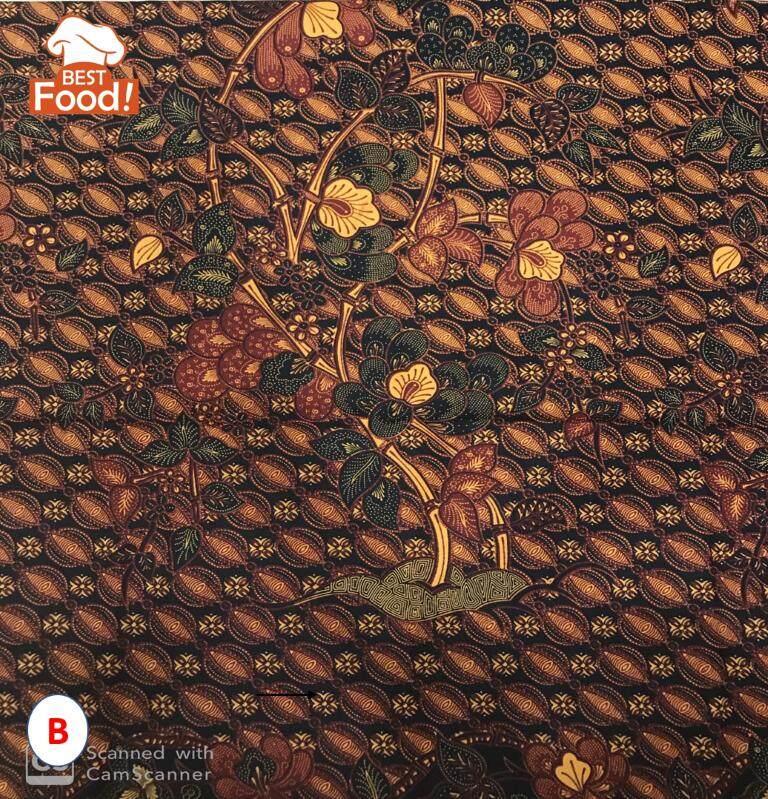 Kain Batik / Sarong (Boleh Pilih Corak )114 cm x 94 cm (100% Cotton  Halus SIAP JAHIT)