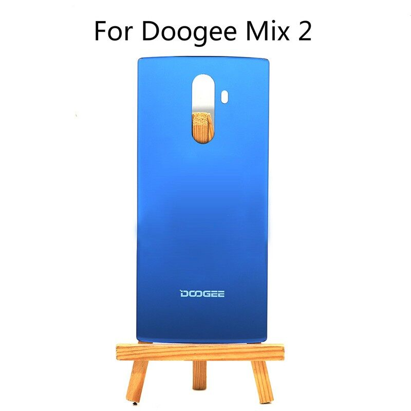 ORIGINAL Battery Door Cover Back Housing For 5.99nch doogee mix 2 Smart Phone - BLACK / BLUE / GOLD