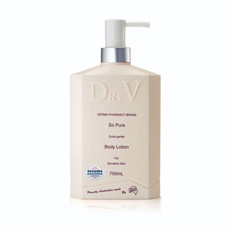 DR. V So Pure Extra Gentle Body Lotion