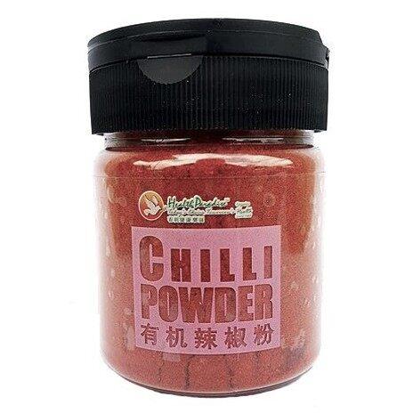 Health Paradise Organic Chili Powder 130g ( capsicum annum)