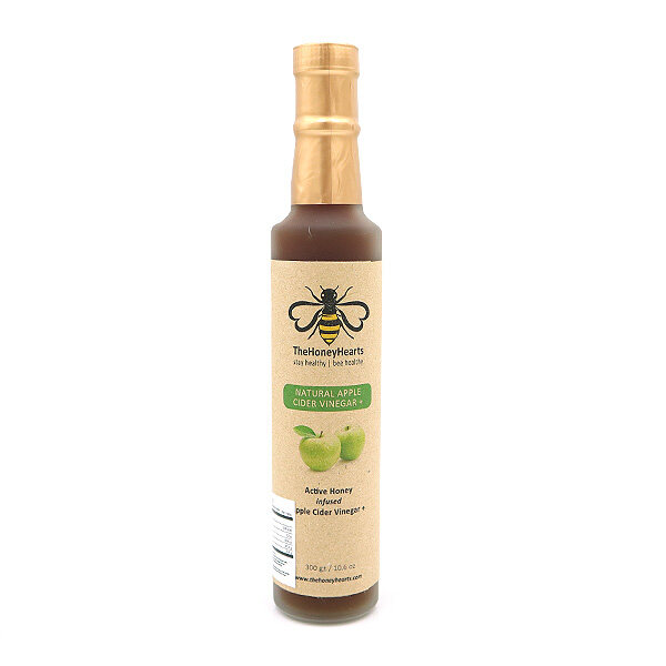 Apple Cider Vinegar Infused with Superior Class Honey 300g