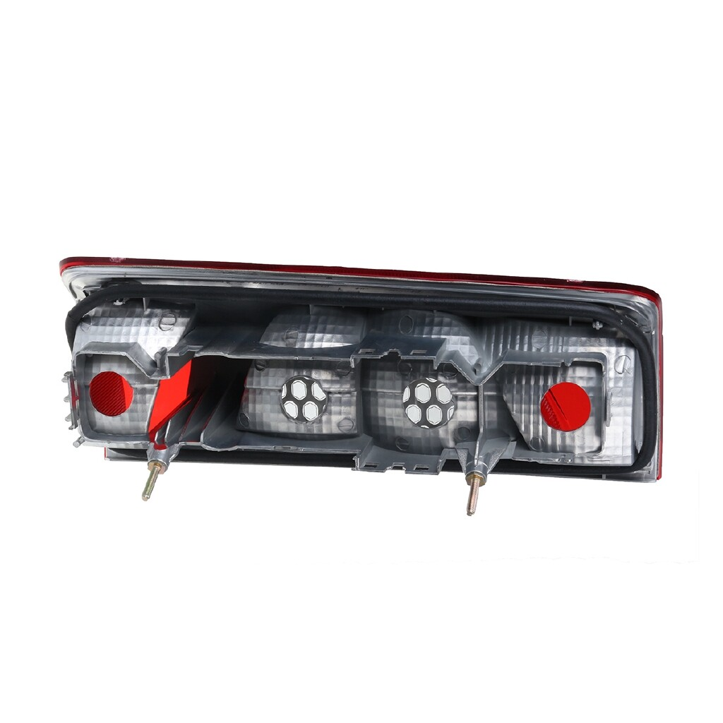 Car Lights - Right Rear Tail Light Lens Passenger Side Fits For Ford Transit Connect 09-14 - Replacement Parts