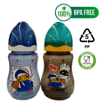 Didi & Friends 9oz Wide Neck Bottle (Twin Pack) [LIMITED STOCK!]