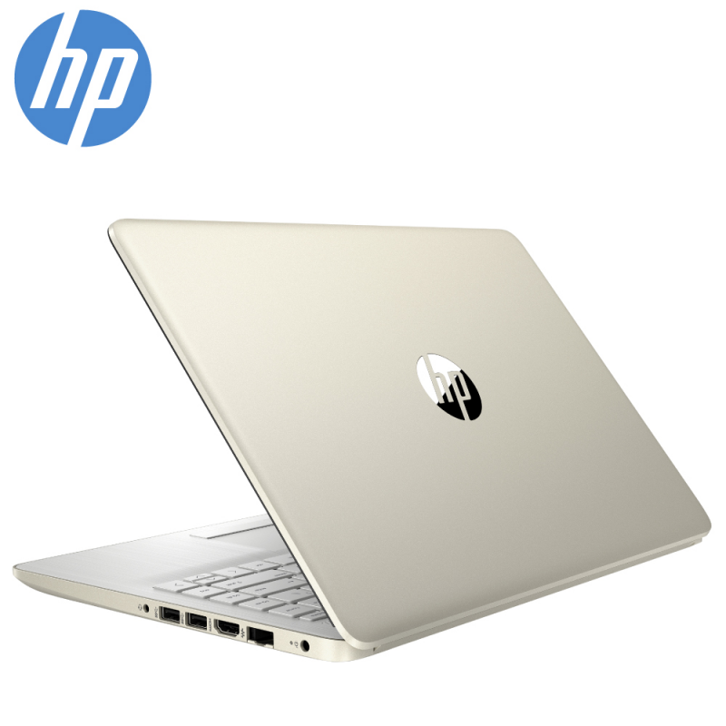 HP 14S-DK0176AU 14S-DK0177AU LAPTOP RYZEN 3 3200U 8GB DDR4 512GB AMD RADEON GRAPHIC SILVER / PALE GOLD 14'' HD PRE-INSTALLED OFFICE 2 YEARS WARRANTY
