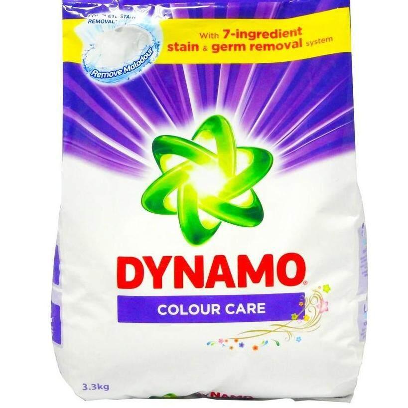 Dynamo Powder Detergent Colour Care 3.3kg READY STOCK