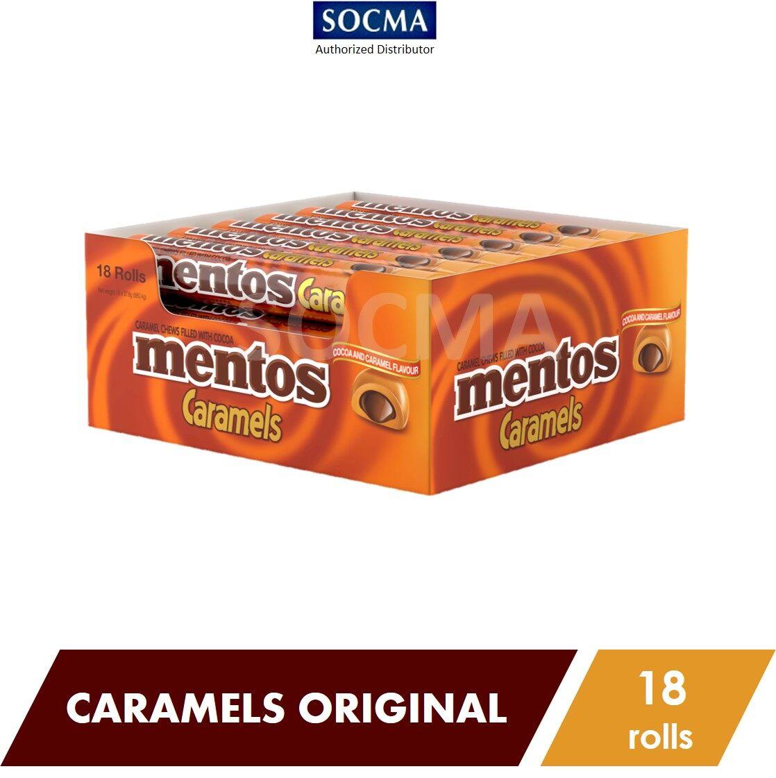 Mentos Caramel Original 37G [18]