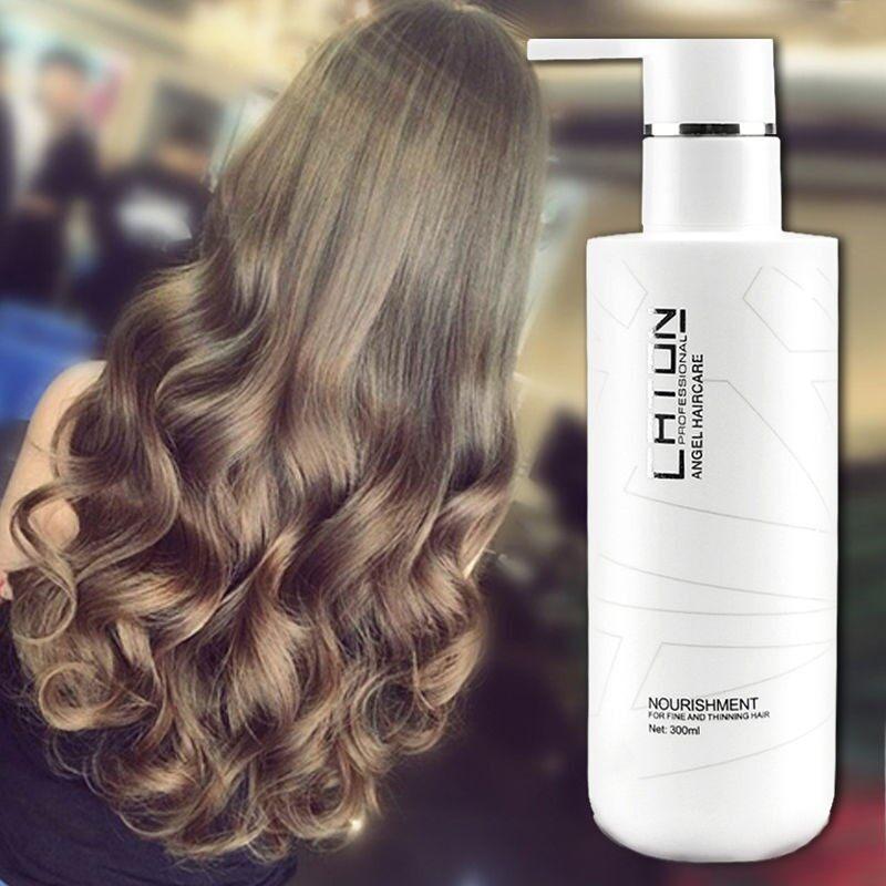 AIYUNDI Hair Curling Fixer Healing Nourishment Moisturizing Styling Fixation Lasting Essence Perfume Nutrition Formula