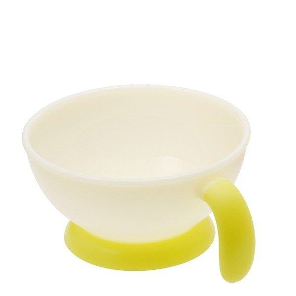 [COMBI BABY JAPAN] Baby Label - Baby Feeding Bowl (GR)