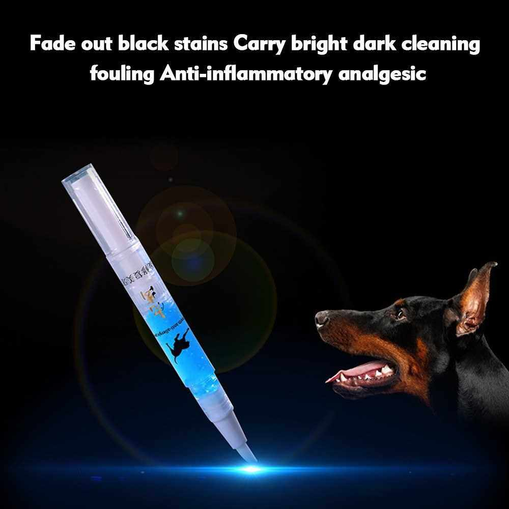 Pet Dog/Cat Teeth Cleaning Whitening Pen for Dental Care Tartar Plaque Remover (Standard)