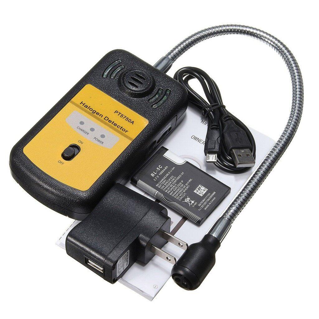 Gadgets - HCFC CFC Refrigerant Halogen Detector Leak R134a R410a R22 Checker Air Condi - Cool