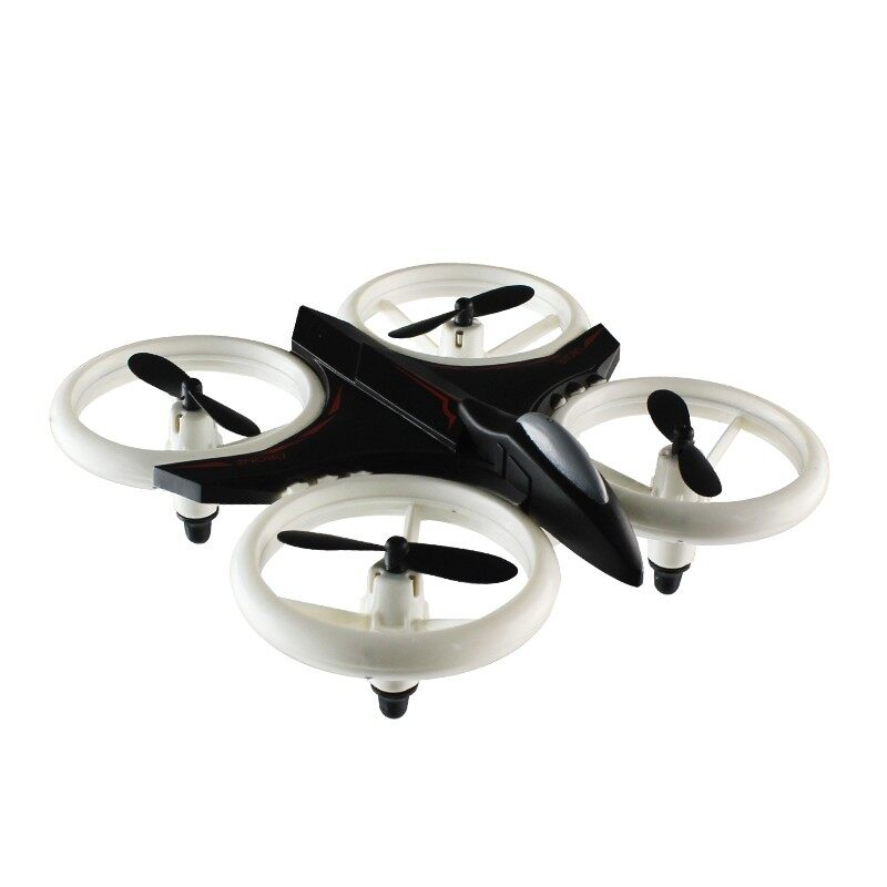 Chargers - drone Toy Black Silver Blue - BLACK / SILVER / BLUE