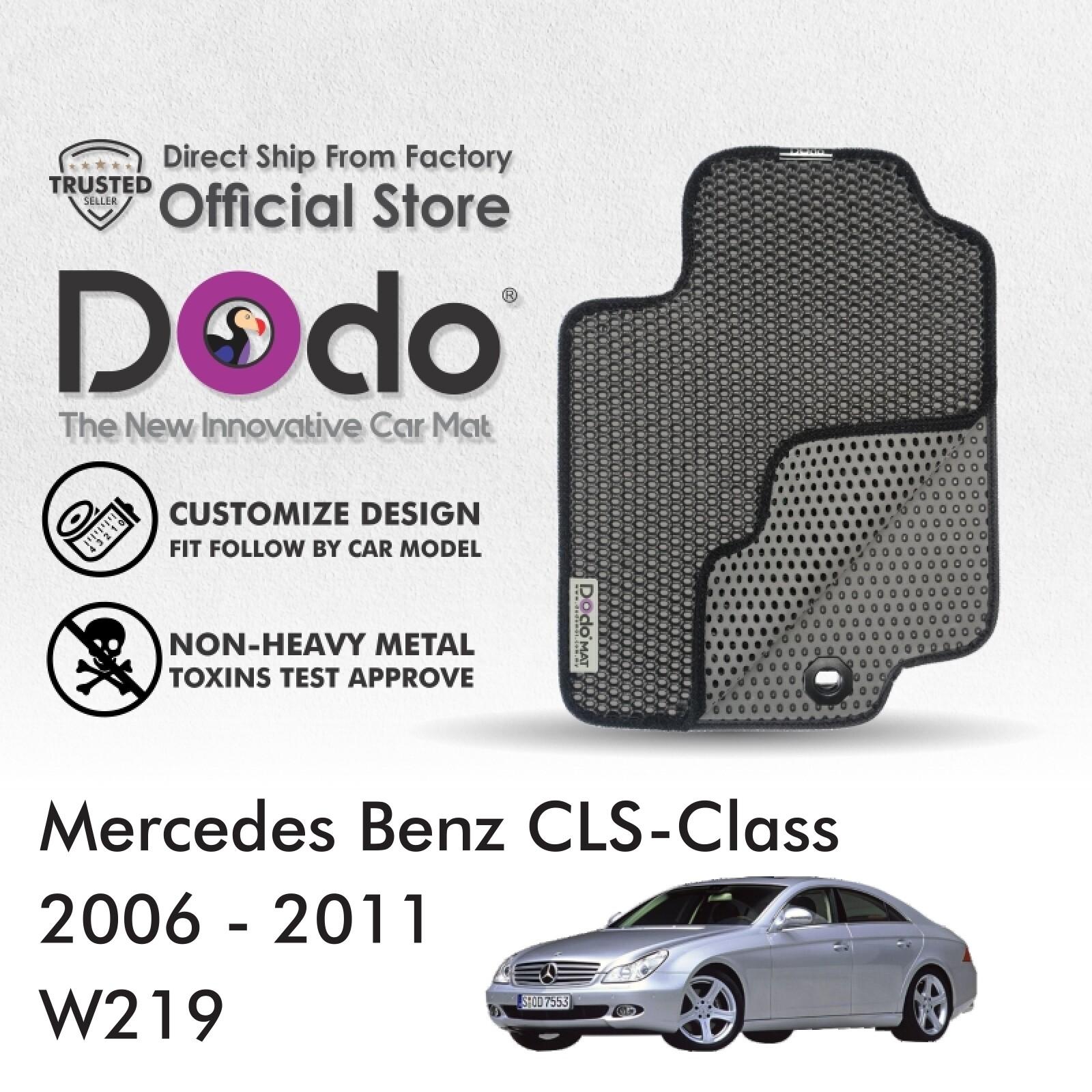 Dodo® Car Mat / Mercedes Benz CLS-Class / 2006 - 2011 / W219