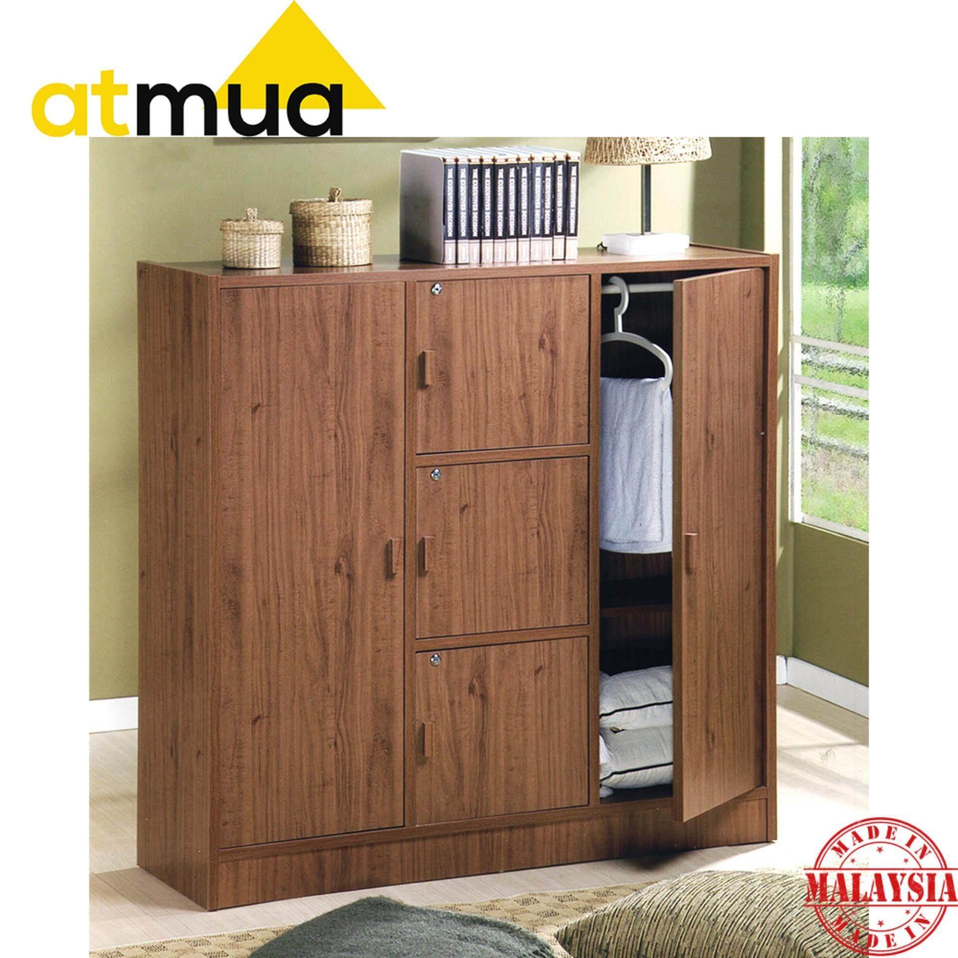Atmua Nana Children Cabinet Wardrobe [Hollow MDF Board]