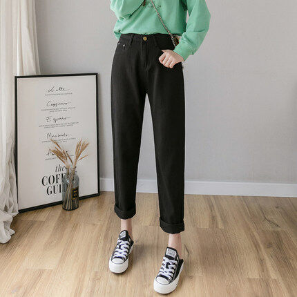 (Pre Order ETA 21/4) JYS Fashion Korean Style Women Jeans Pant Collection 538 - 8624