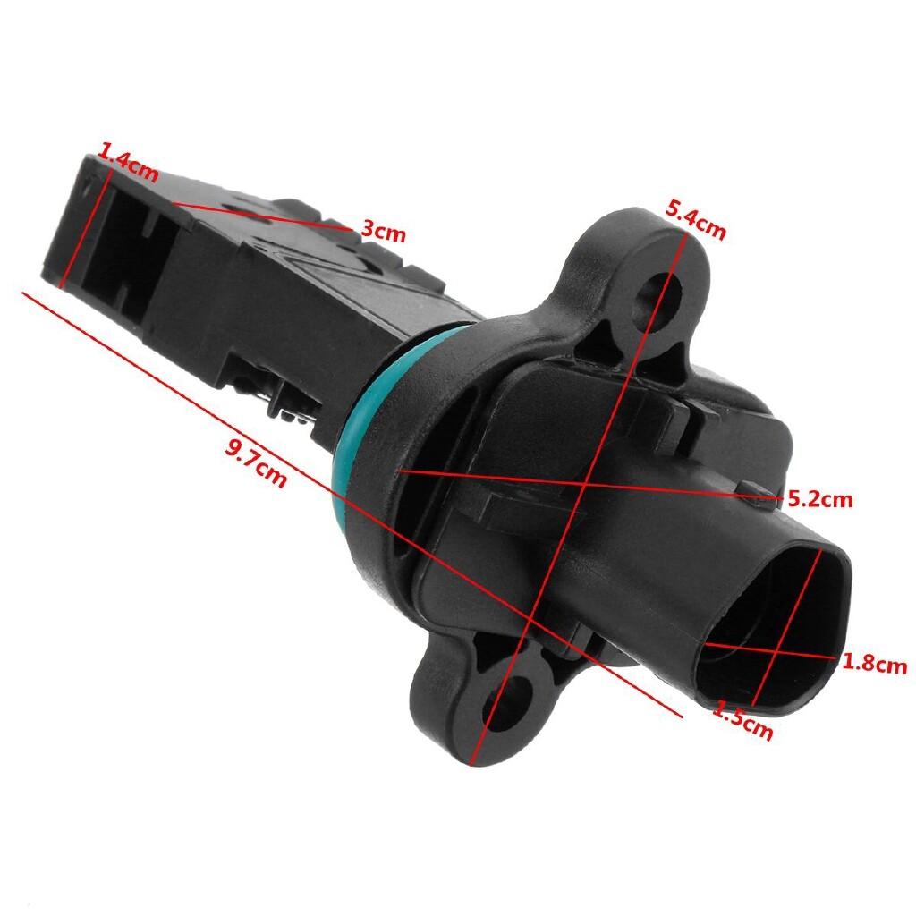 Car Electronics - MAF Mass Air Flow Meter Sensor For Cadillac ELR Chevrolet Vauxhall Opel Corsa - Automotive