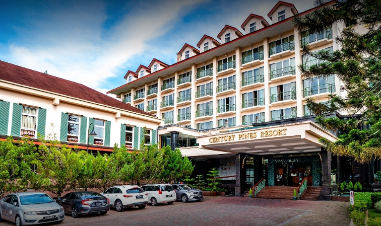 [Hotel Stay/Package] 2D1N Century Pines Resort FREE Breakfast (Cameron Highlands)