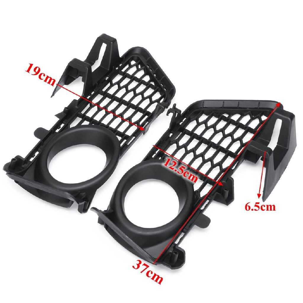 Automotive Tools & Equipment - 2 X FRONT BUMPER FOG LIGHT LAMP GRILL GRILLE FOR BMW 3 SERIES F30 F31 2011-2015 - Car Replacement Parts
