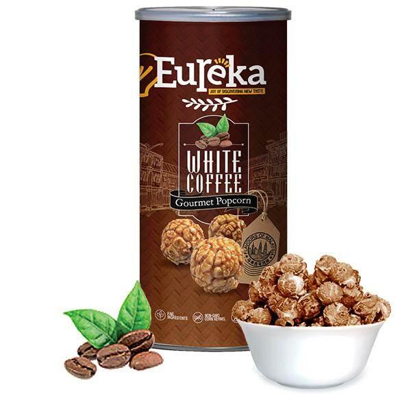 Eureka White Coffee Popcorn Snack (Paper Can)