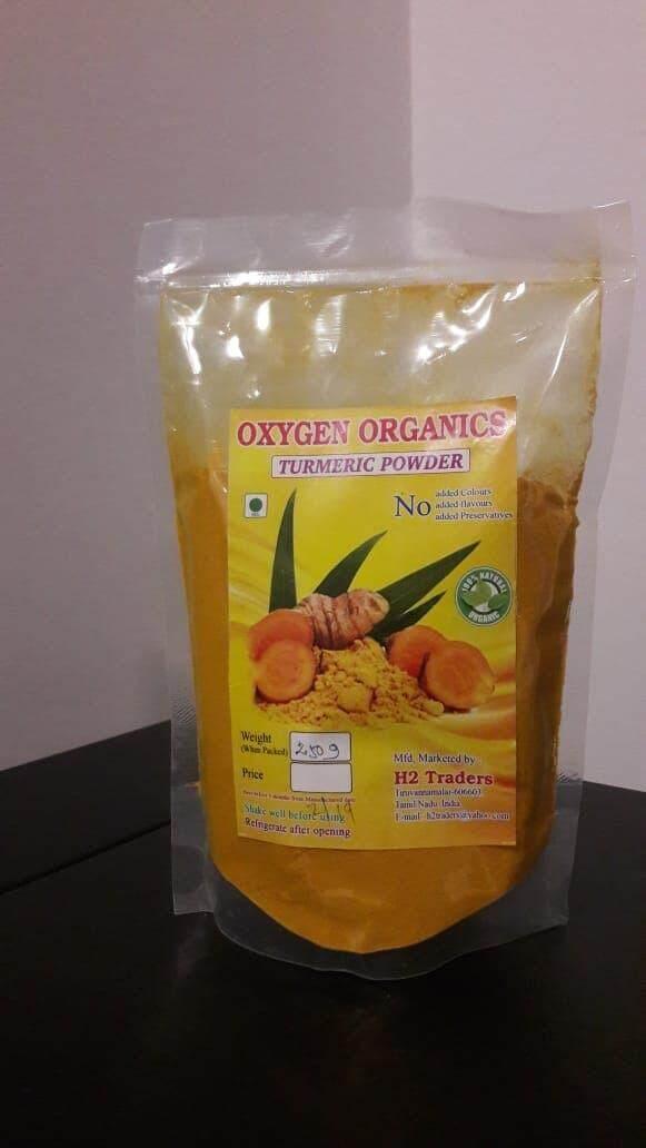 ORGANIC TURMERIC POWDER (GROCERY) (250 gms)