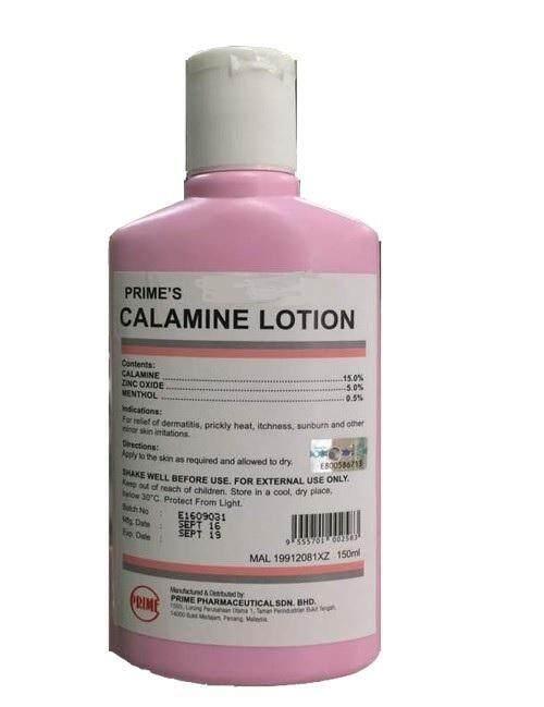 Prime Calamine Lotion 150ml