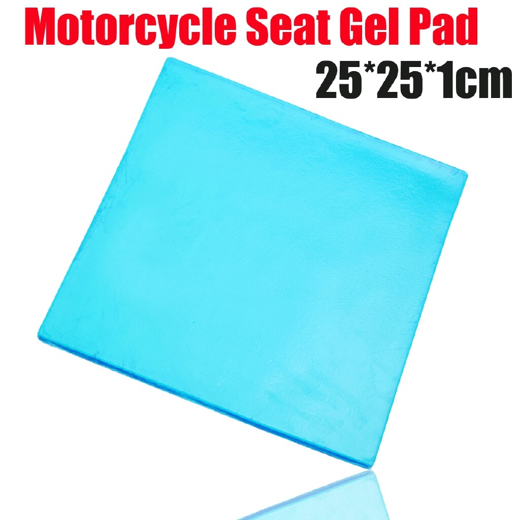 Automotive Tools & Equipment - Motorcycle Seat Pad Polyurethane Elastic Fiber Seat Pad 25251cm - Car Replacement Parts