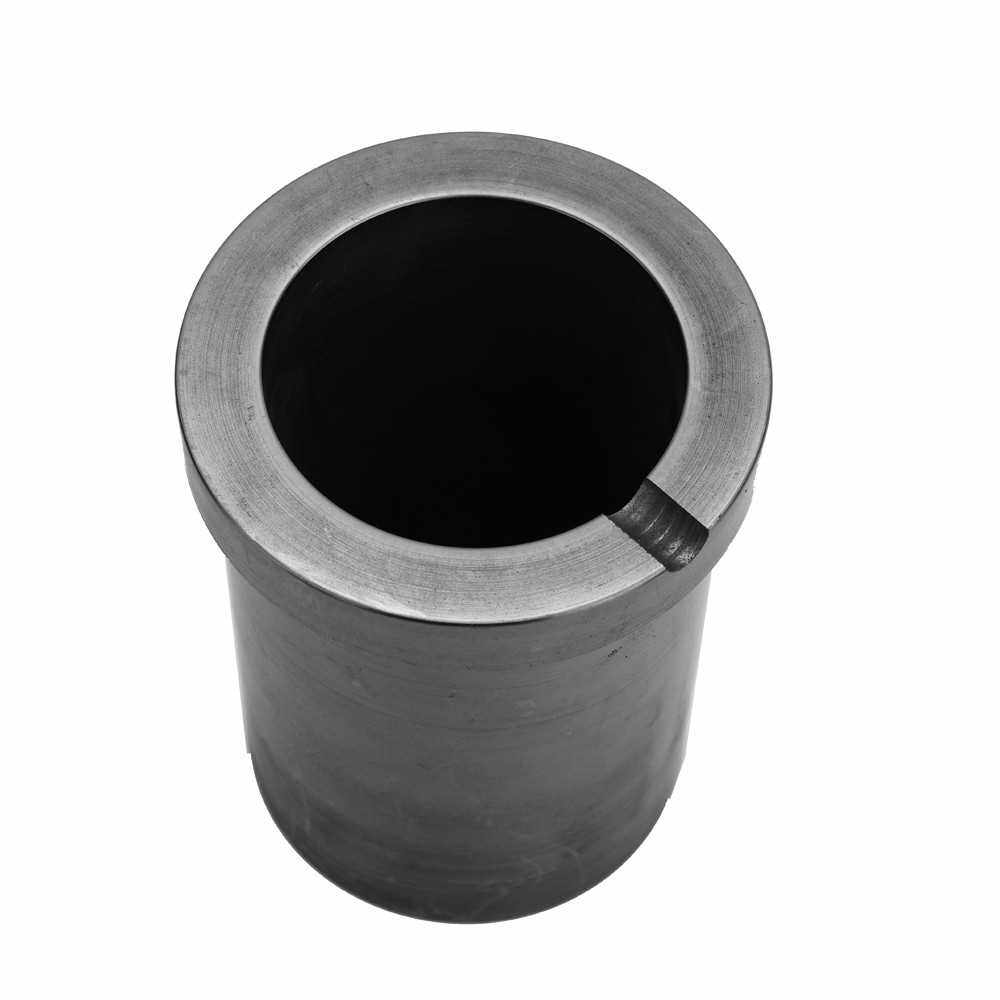 High-purity Melting Graphite Crucible for High-temperature Gold and Silver Metal Smelting Tools (4)