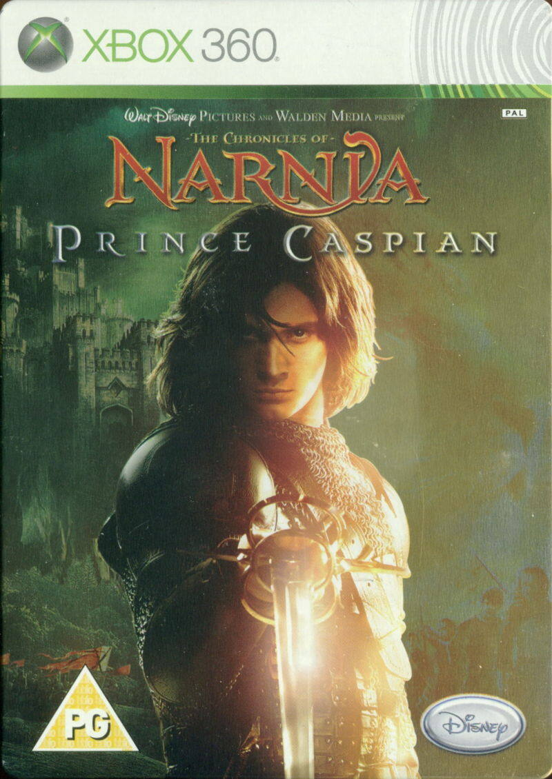 XBOX 360 The Chronicles of Narnia Prince Caspian
