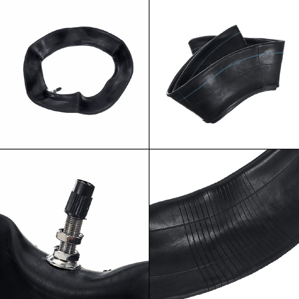 Engine Parts - Motorcycle Tyre Inner Tube 2.50-10 Tire for Yamaha PW50 TTR50 Honda CRF50 XR50 - Car Replacement