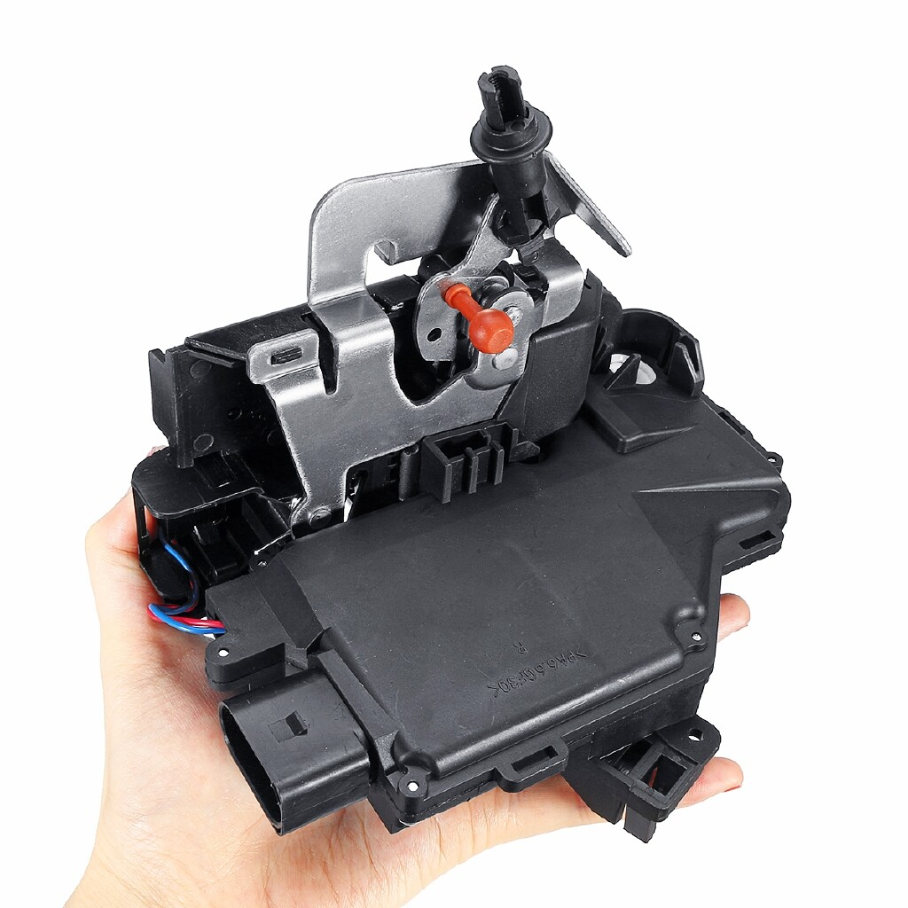 Windscreen Wipers & Windows - Door Lock Mechanism Front Right Diver Side For Audi A4 B6 B7 A6 C5 4B2837016 - Car Replacement Parts