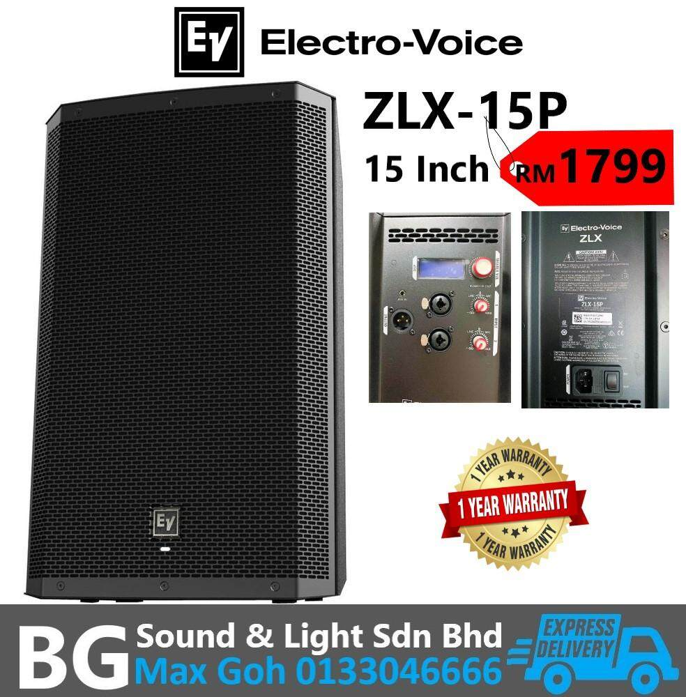 "EV Electro-Voice ZLX15P 15"" Two-Way Powered Loudspeaker"