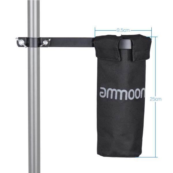 Giá Đỡ Trống Ammoon Túi Dùi Trống, 600D, Với Kẹp Hợp Kim Nhôm Cho Trống Đứng