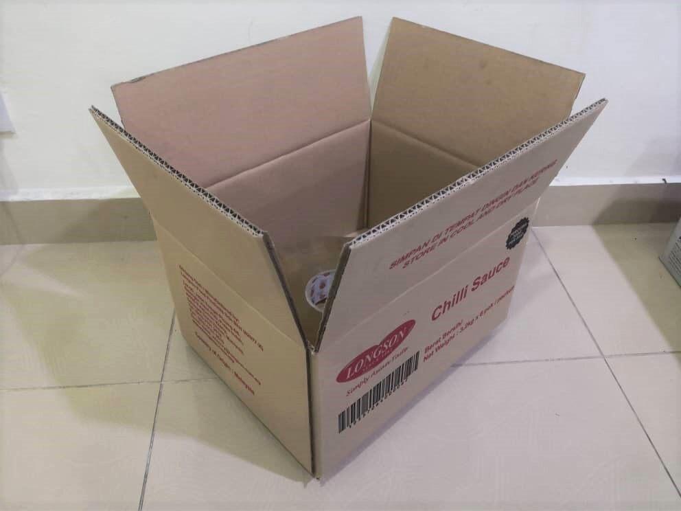10pcs Printed Carton Boxes (L353 X W280 X H202mm)